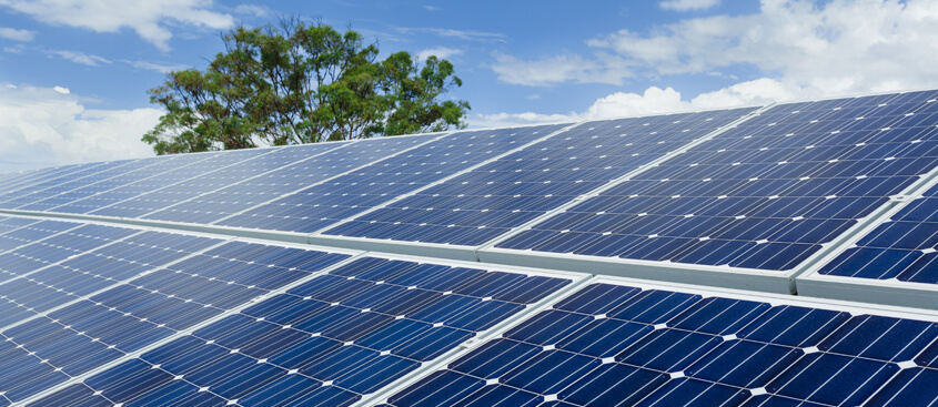 New 4,500 m² photovoltaic panels begin producing solar energy